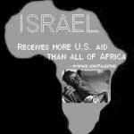US Aid to Israel: How Much is Your Share?